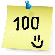 100 på e-postlistan :)